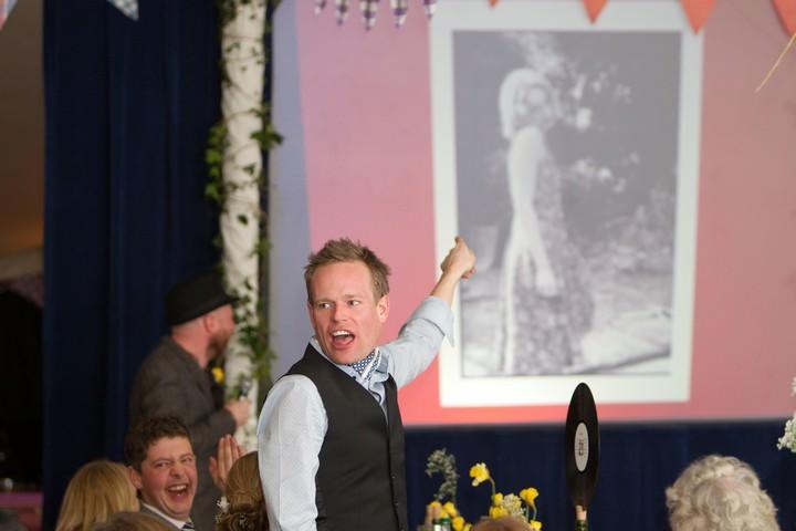 wedding speeches at a west sussex wedding