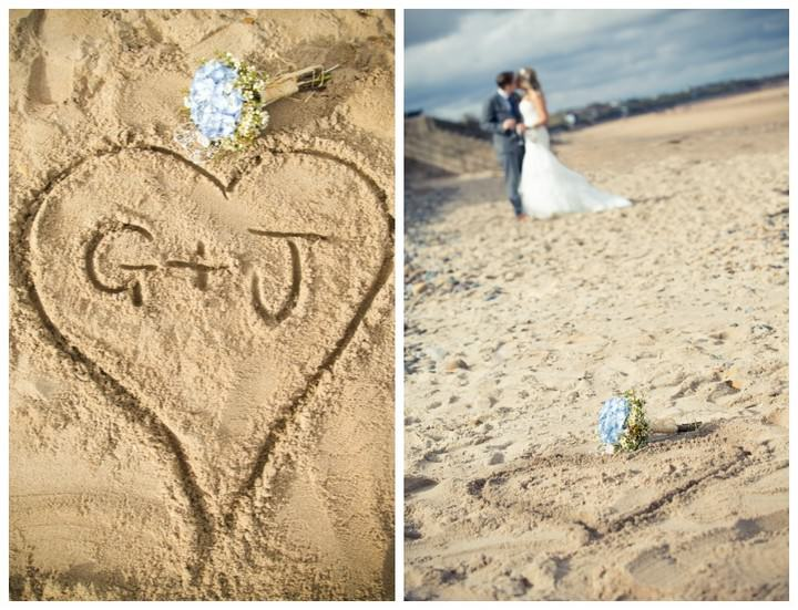 38 Lighthouse Wedding with a Rustic Beach Theme