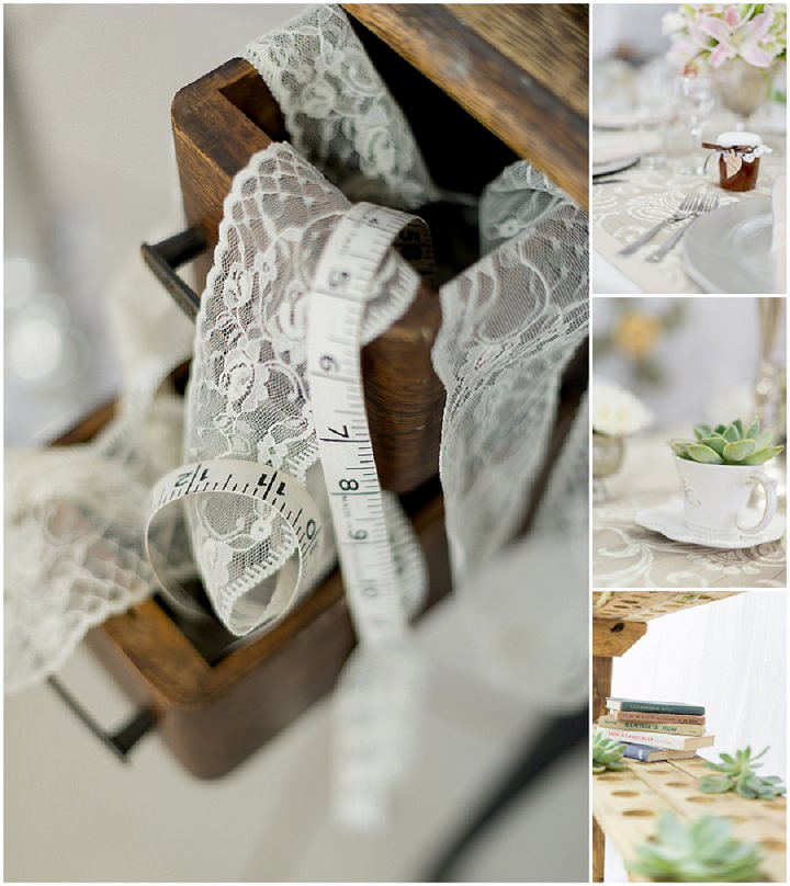 Vintage Inspired South African Wedding Boho Weddings