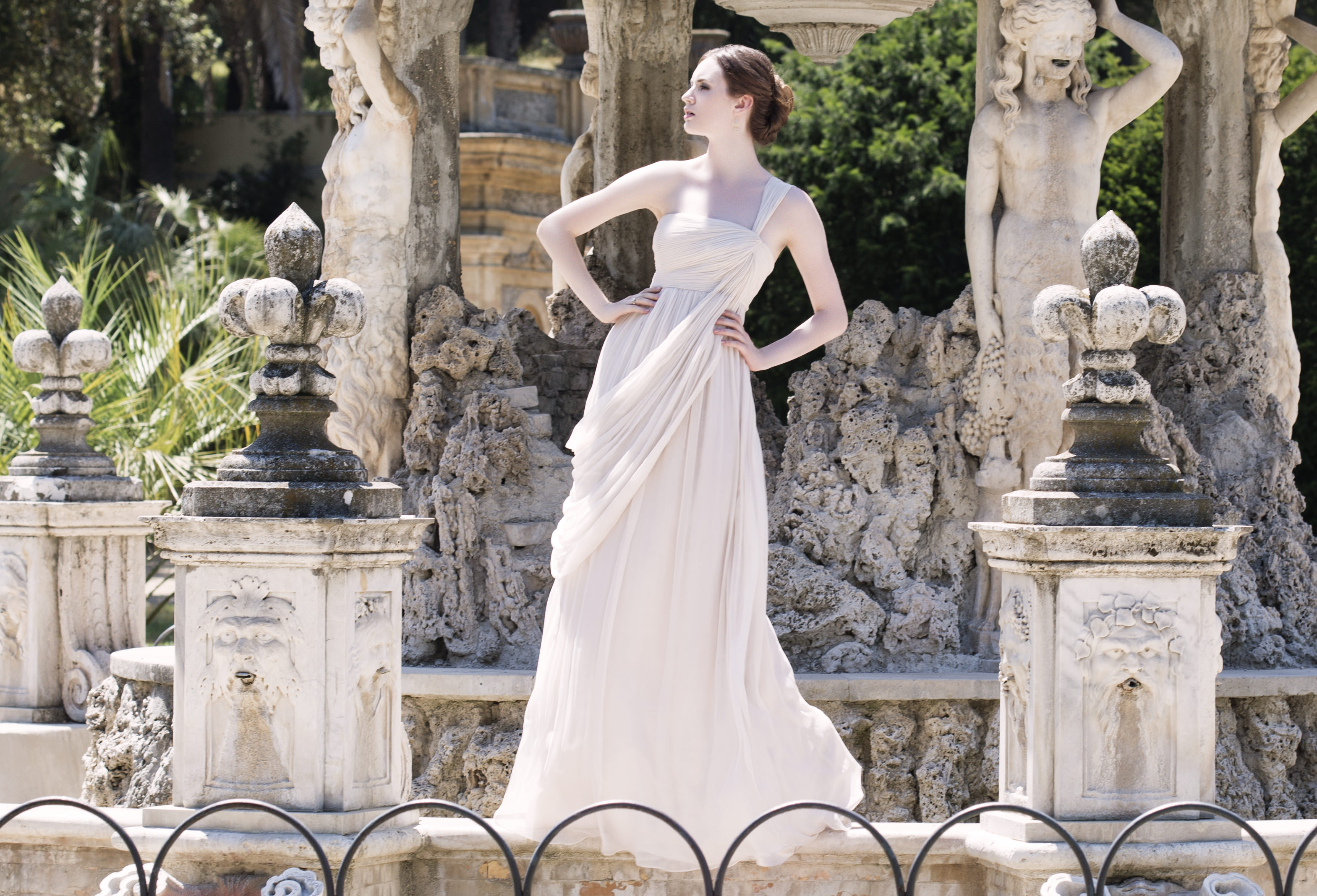 Leila Hafzi - Eco-Conscious Bridal wear - Boho Weddings