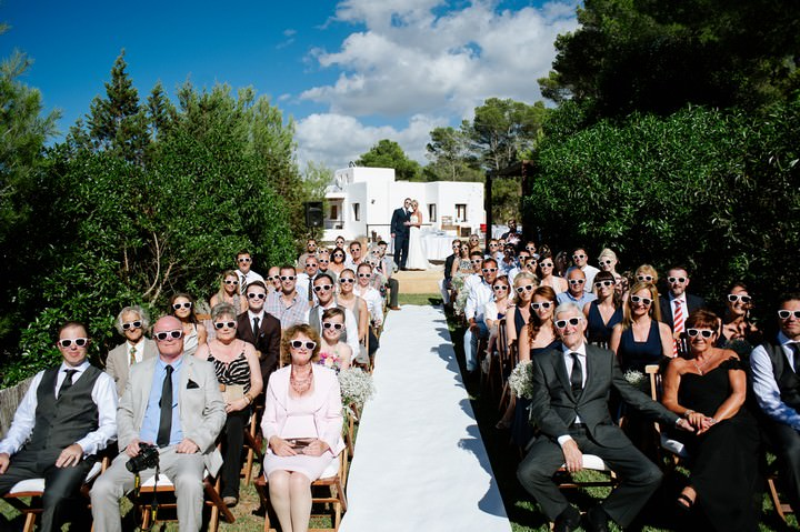 biza Villa Wedding By Ana Lui
