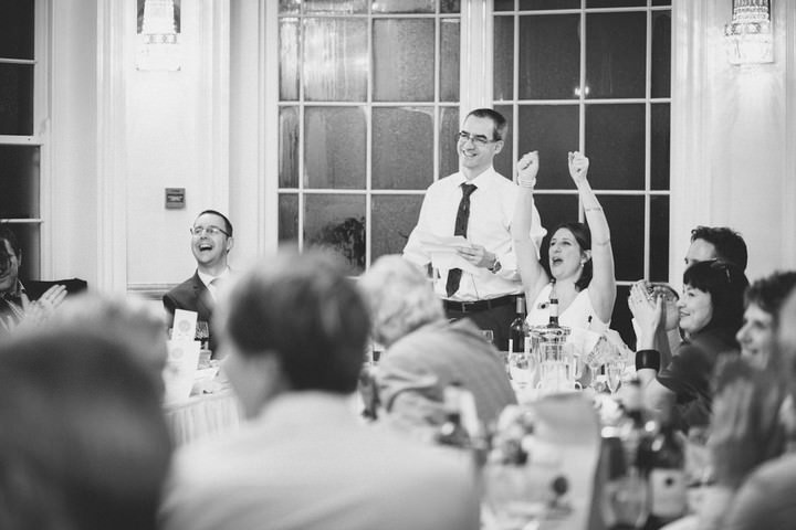 wedding speeches at a Kent wedding