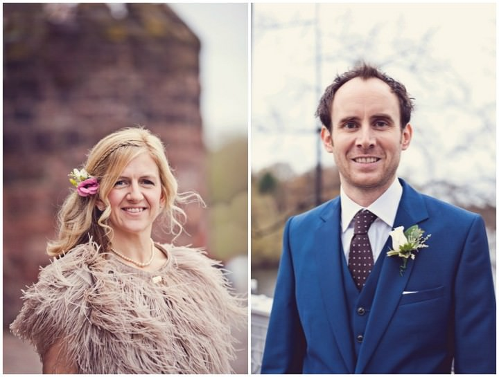 Chester Wedding With an Amazing First Look