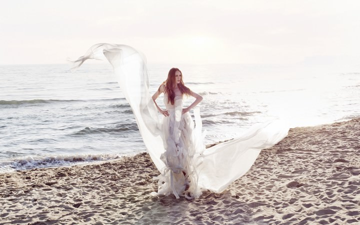 7 Leila Hafzi - Eco-Conscious Bridal and Red Carpet Gowns