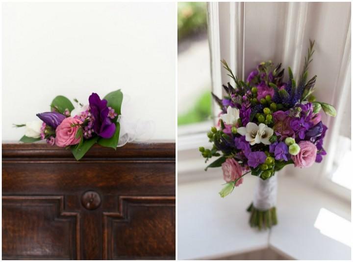 bouquet and buttonhole