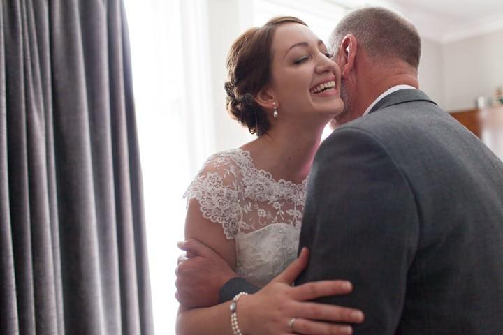 9 Peak District Wedding with Lots of DIY Details