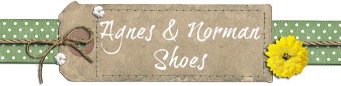 Agnes & Norman Vintage Inspired Shoes