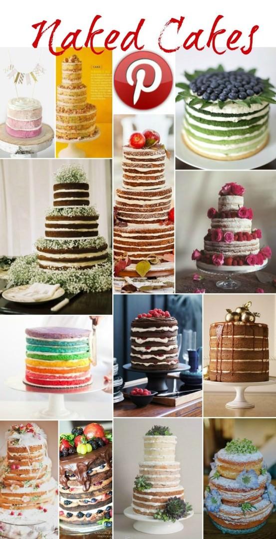 Boho Pins - Naked Cakes