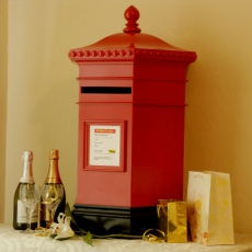 Wedding Post Boxes of Distinction