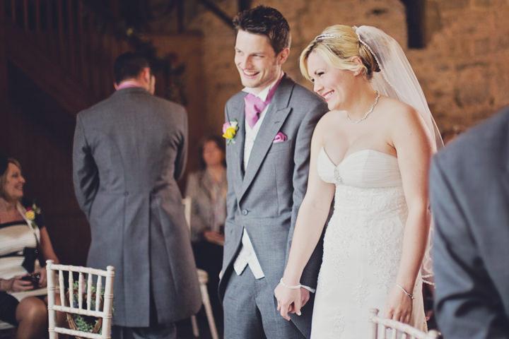 10 Pastel Loving, DIY Barn Wedding
