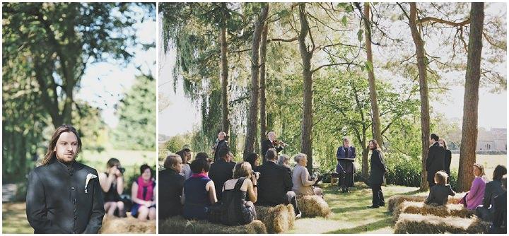 12 DIY Festival Wedding with Handfasting Ceremony