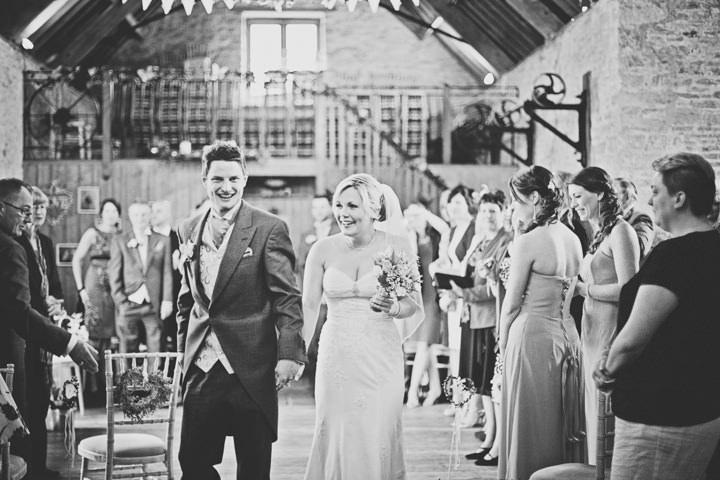 12 Pastel Loving, DIY Barn Wedding