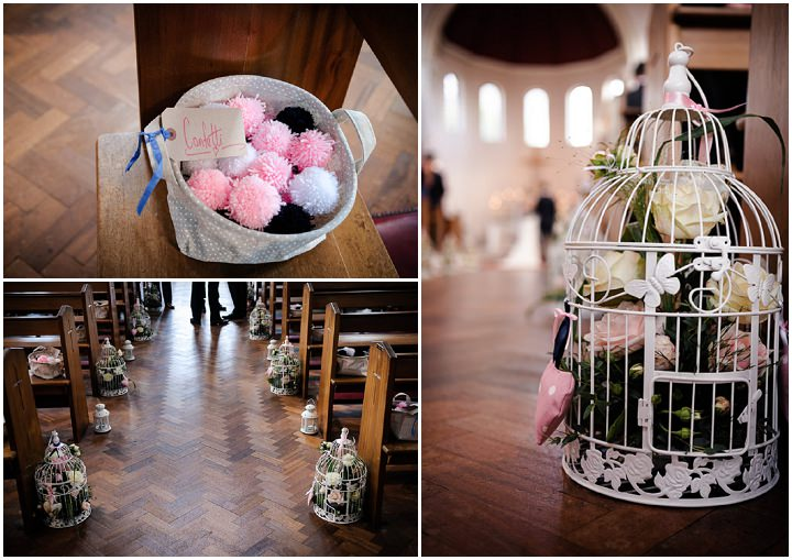 Shabby Chic Wedding in East Sussex - Boho Weddings