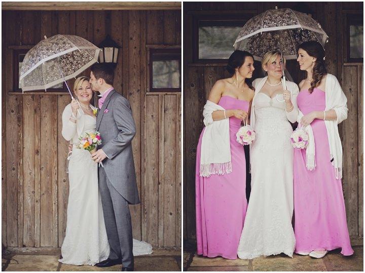13 Pastel Loving, DIY Barn Wedding