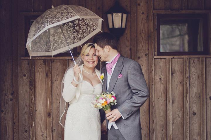 14 Pastel Loving, DIY Barn Wedding