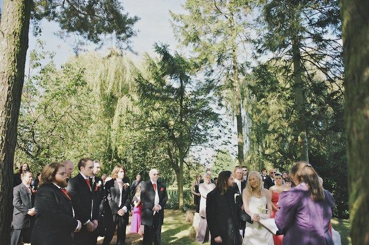 15 DIY Festival Wedding with Handfasting Ceremony