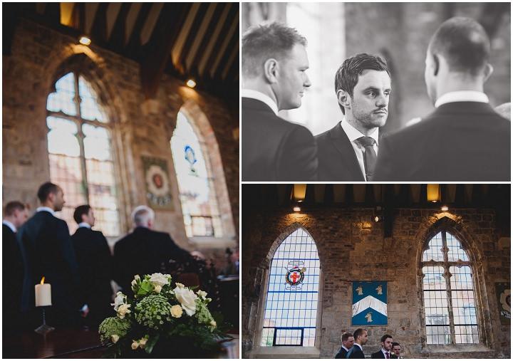 DIY York Wedding with Vintage Red Beetle By Toast of Leeds