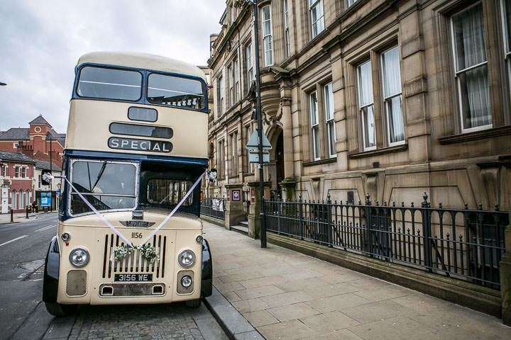 Vintage Cool And Full Of Fun Sheffield Wedding