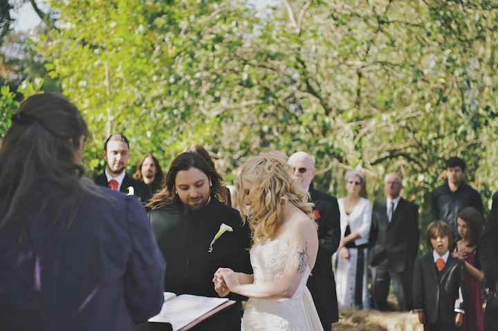 17 DIY Festival Wedding with Handfasting Ceremony