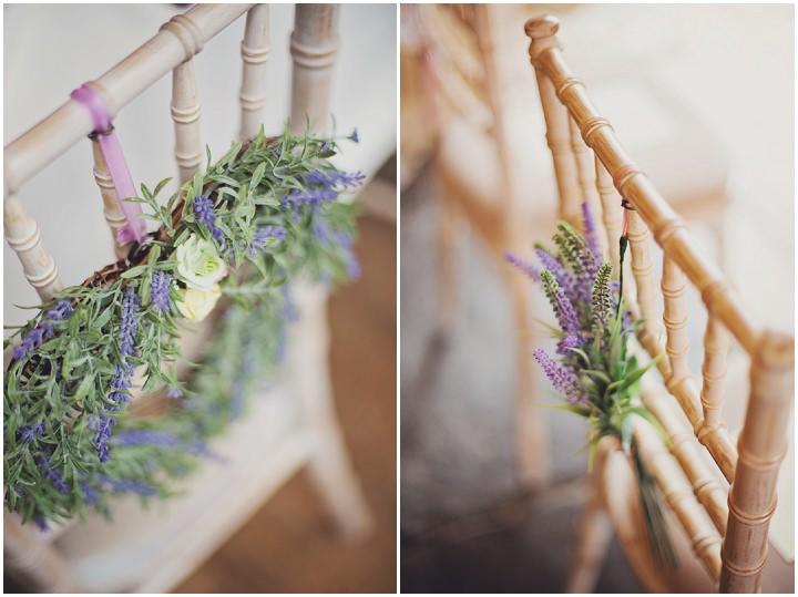 2 Pastel Loving, DIY Barn Wedding