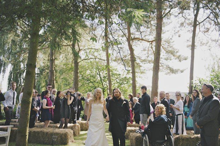 20 DIY Festival Wedding with Handfasting Ceremony