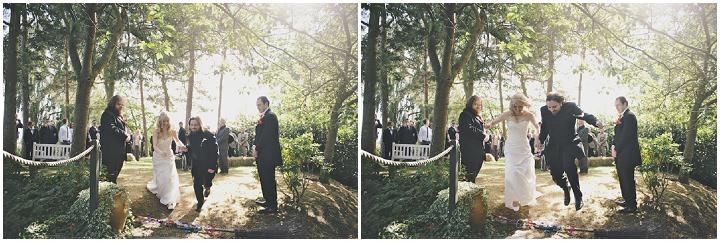 21 DIY Festival Wedding with Handfasting Ceremony