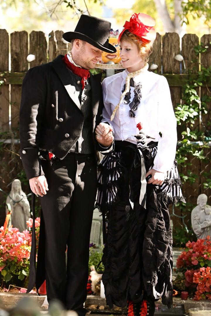 Voodoo Wedding in New Orleans