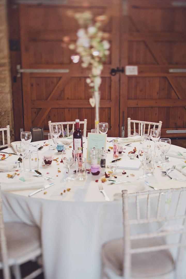 24 Pastel Loving, DIY Barn Wedding