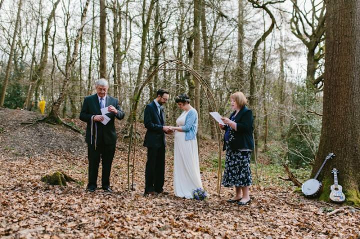 Corinne & Gareth, Ecclesall Woods