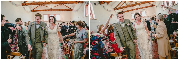 26 Tipi Wedding, With Lots of Handmade and Vintage Elements' By Mark Tierney