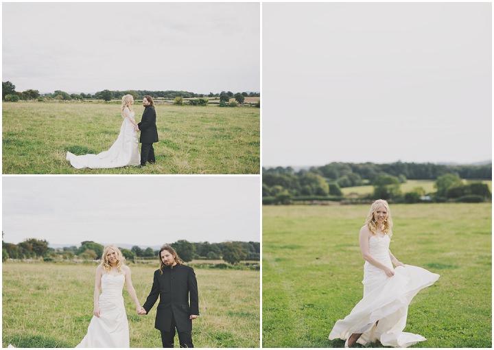 27 DIY Festival Wedding with Handfasting Ceremony