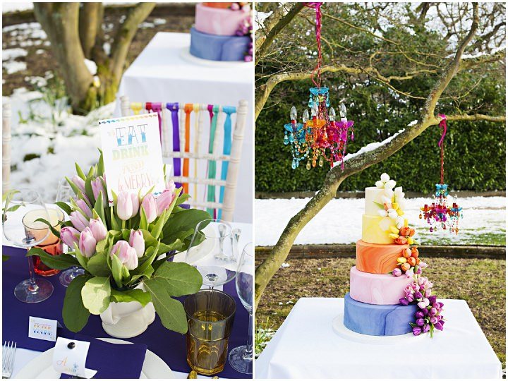 All Things Bright and Beautiful - A Styled Shoot