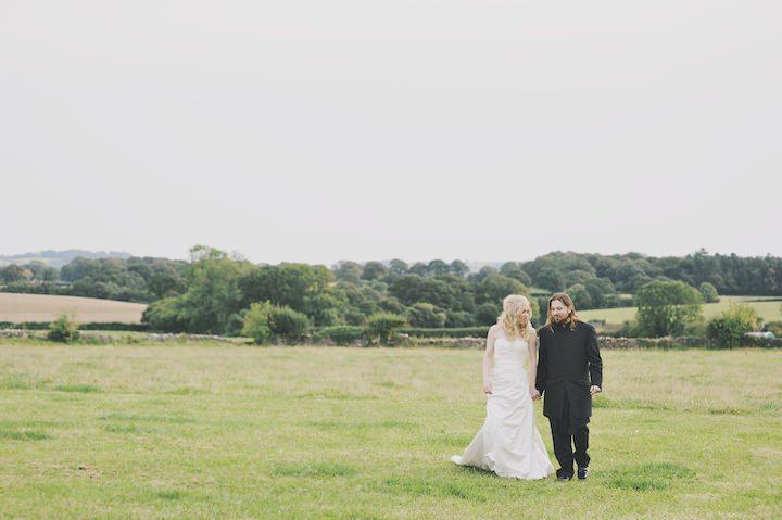 28 DIY Festival Wedding with Handfasting Ceremony