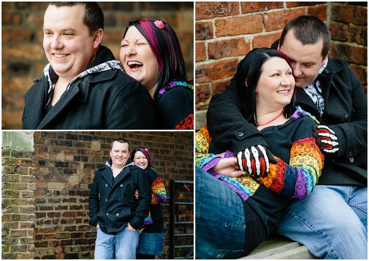 29 Animal Loving Farm Engagement Shoot. By Tux and Tales Photography