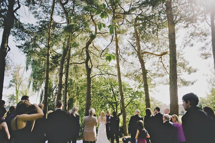 3 DIY Festival Wedding with Handfasting Ceremony