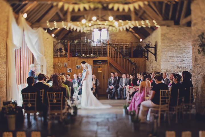 3 Pastel Loving, DIY Barn Wedding
