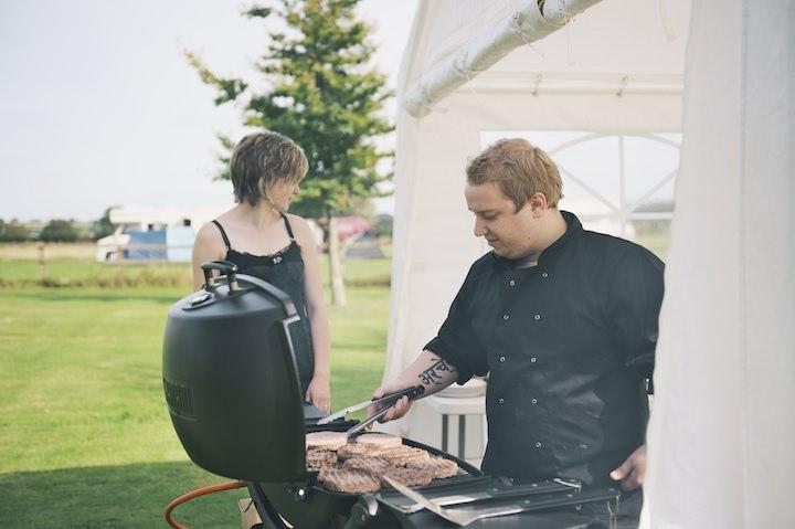 30 DIY Festival Wedding with Handfasting Ceremony