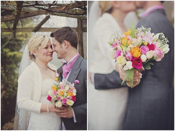 30 Pastel Loving, DIY Barn Wedding