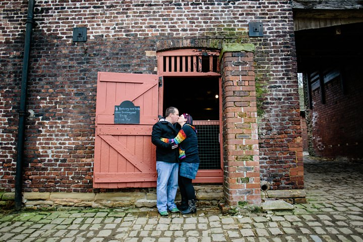 31 Animal Loving Farm Engagement Shoot. By Tux and Tales Photography