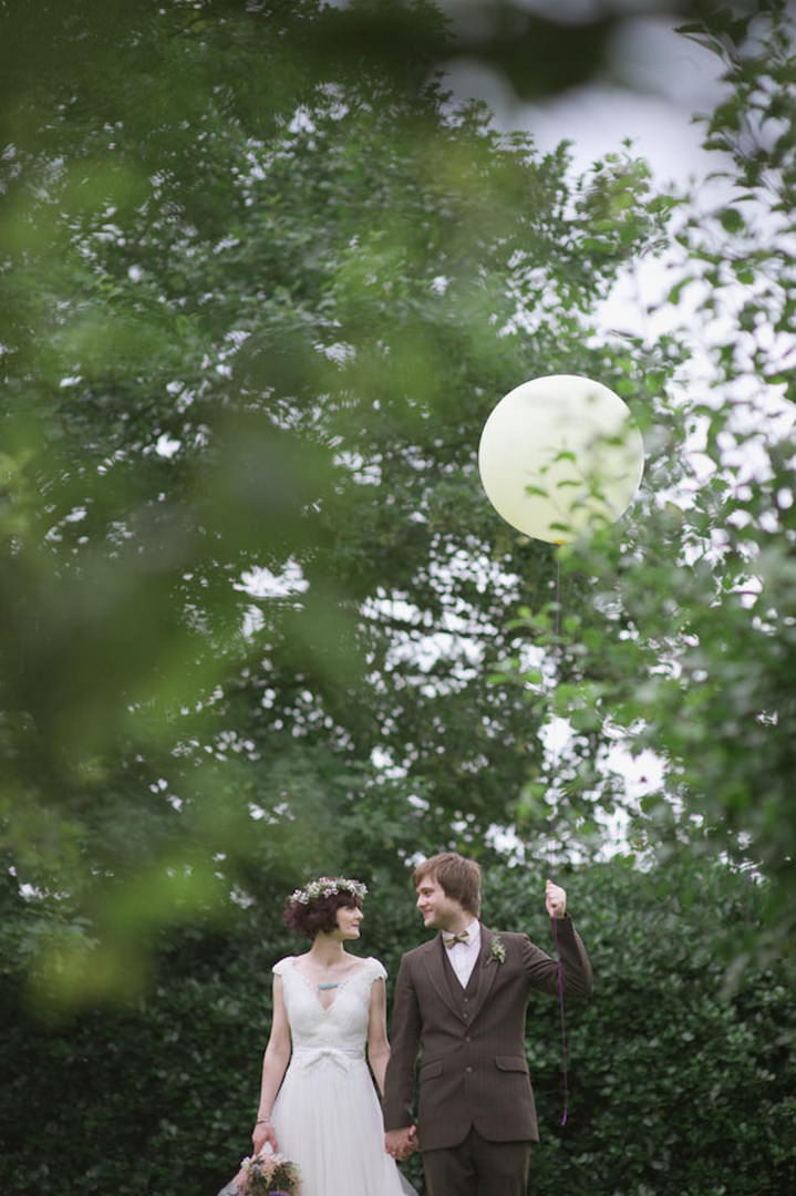 Eclectic Day of Love' Handmade Wedding. By Toast of Leeds