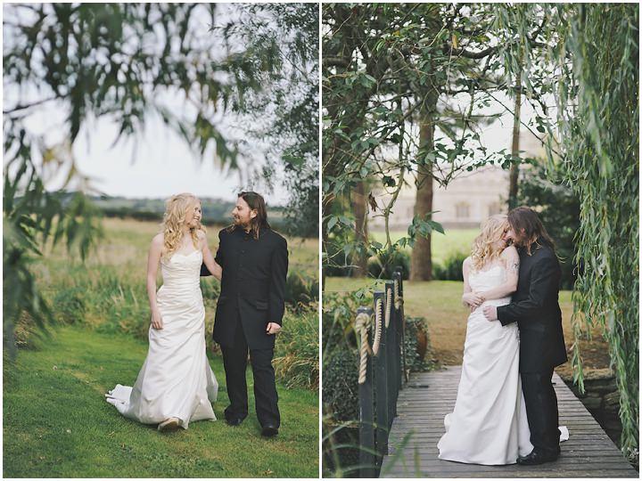 34 DIY Festival Wedding with Handfasting Ceremony
