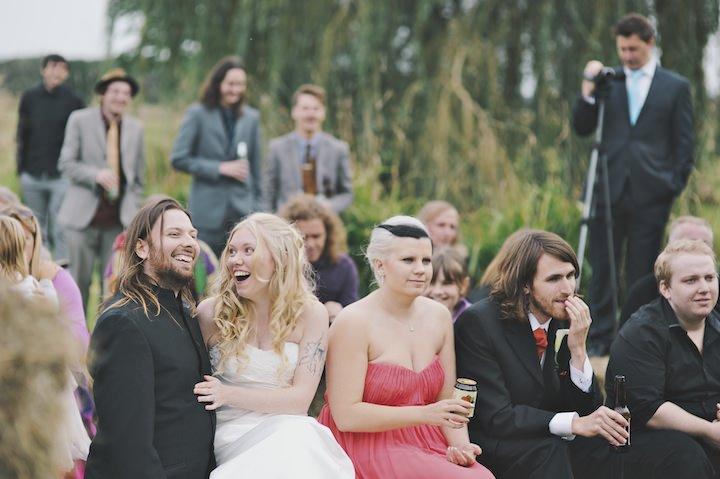35 DIY Festival Wedding with Handfasting Ceremony