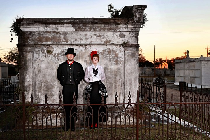 2 people 1 Life in New Orleans