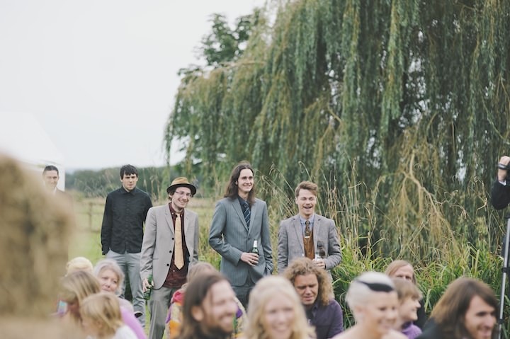 37 DIY Festival Wedding with Handfasting Ceremony
