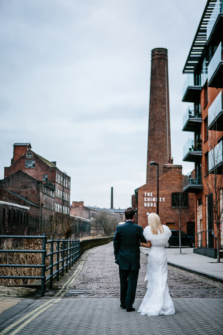 Vintage, Cool, and Full of Fun Sheffield Wedding