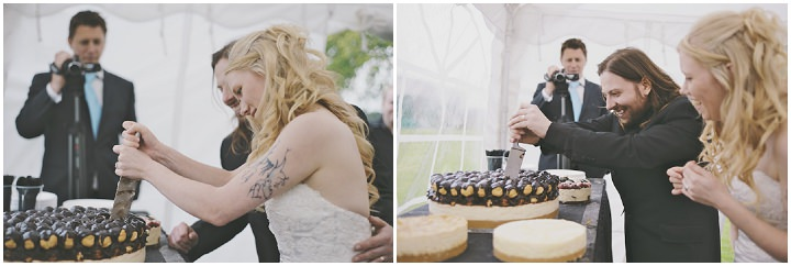 40 DIY Festival Wedding with Handfasting Ceremony