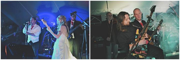 43 DIY Festival Wedding with Handfasting Ceremony