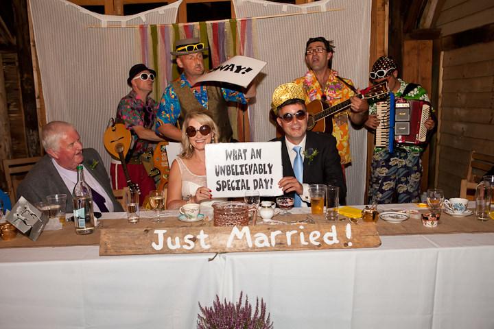 Colourful DIY Farm Wedding. By Nikki Sheffield