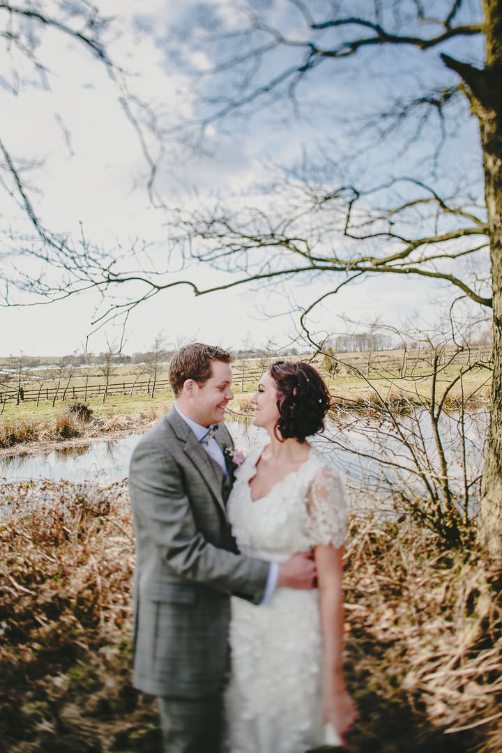 47 Tipi Wedding, With Lots of Handmade and Vintage Elements' By Mark Tierney
