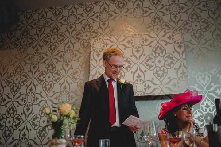 49 DIY York Wedding with Vintage Red Beetle By Toast of Leeds